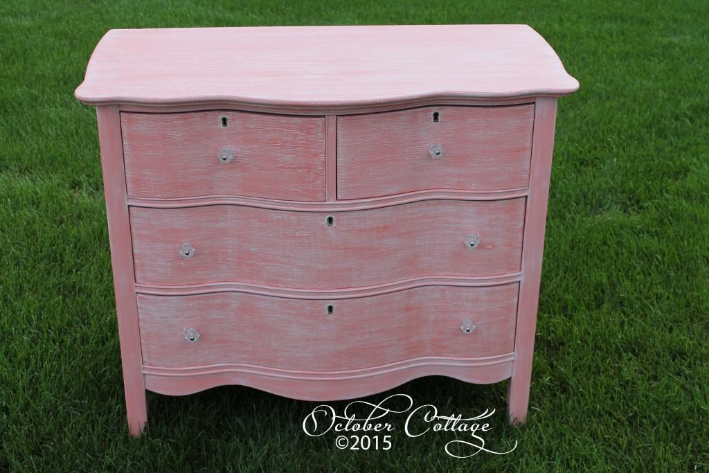 Pink set dresser wm