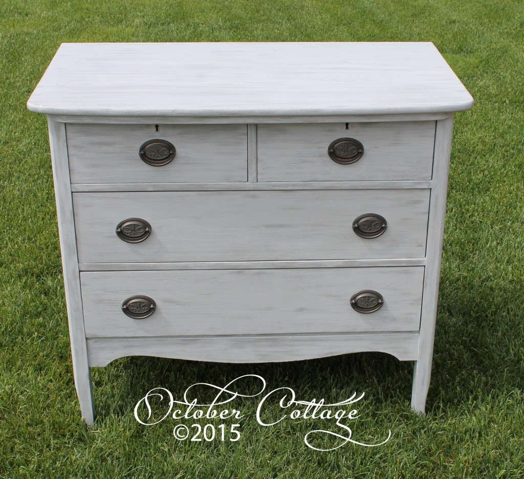 Four drawer chest IMG_1374