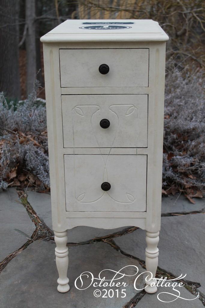 Three drawer cabinet IMG_1253