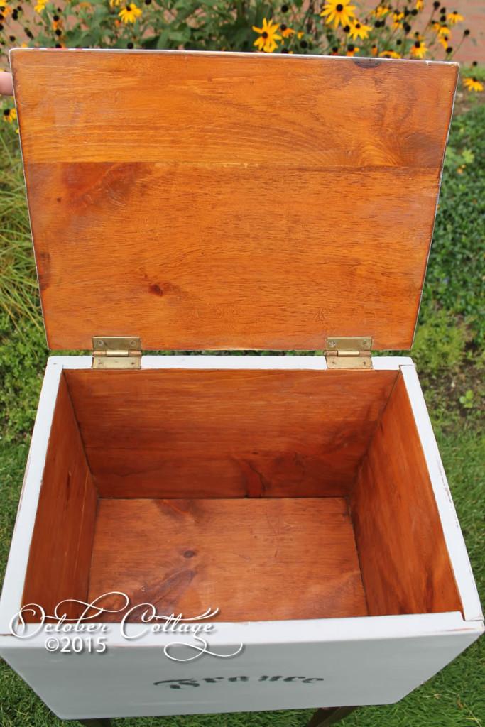 Grain sac box interior IMG_1051