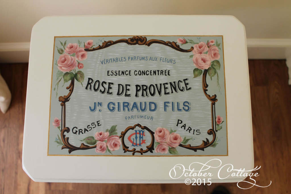 Rose de Provence table detail IMG_0791